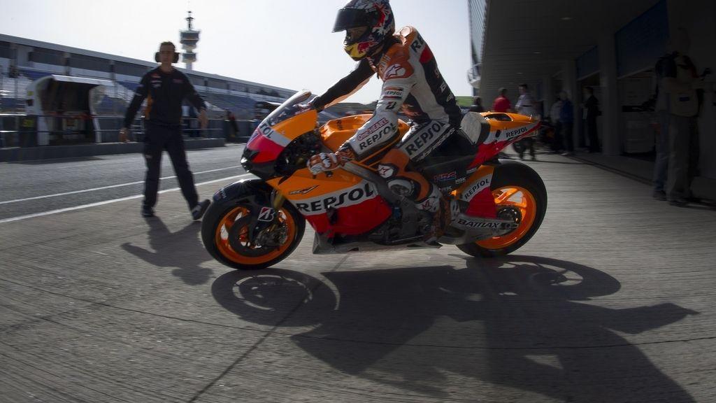 Casey Stoner, MotoGP