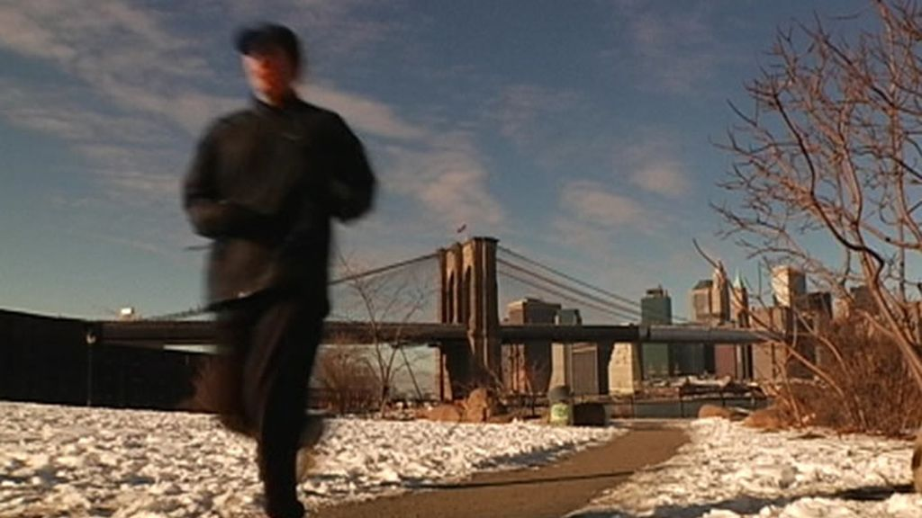 Footing en el puente