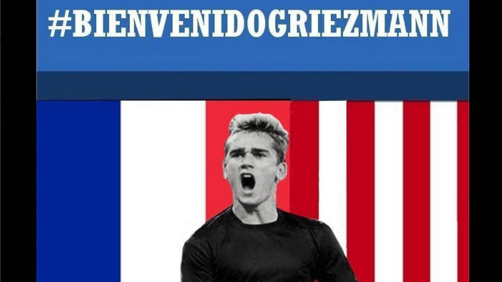 Bienvenido Griezmann