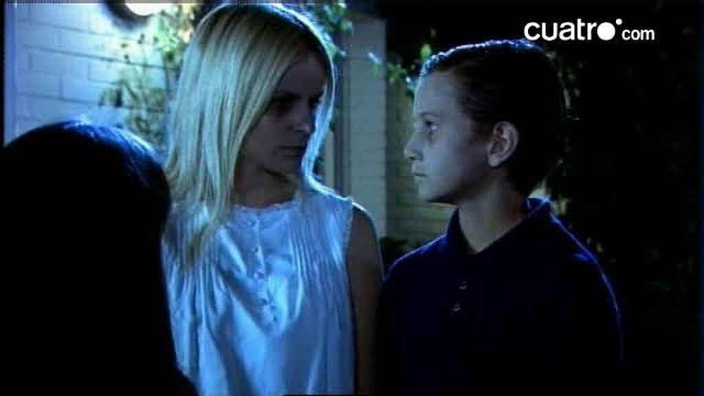 Capítulo 13: Raúl y Elisa se despiden de Ana