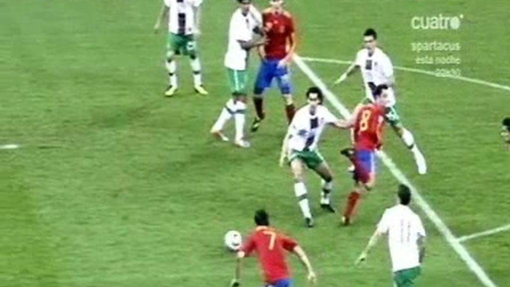 Los mejores goles de Villa con La Roja