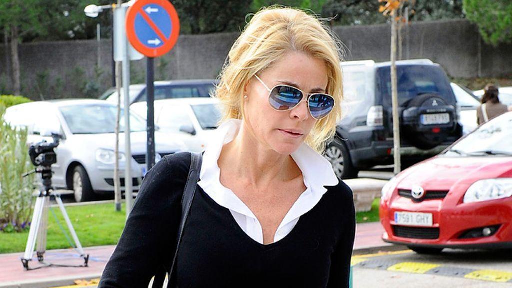 La actriz Belén Rueda