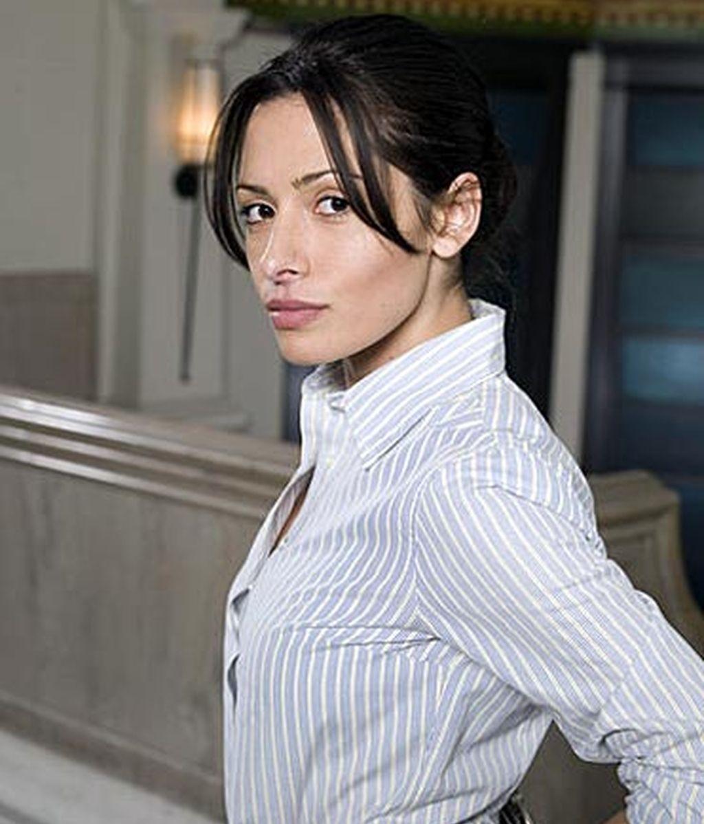 Dani Reese, la compañera de Crews