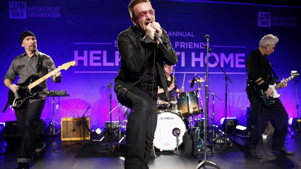 U2 anuncia una cuarta gira en Barcelona