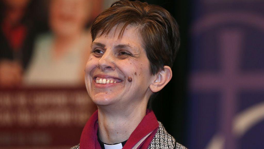 Libby Lane, la primera mujer obispo de la Iglesia de Inglaterra