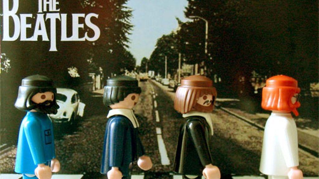 Los Beatles-click