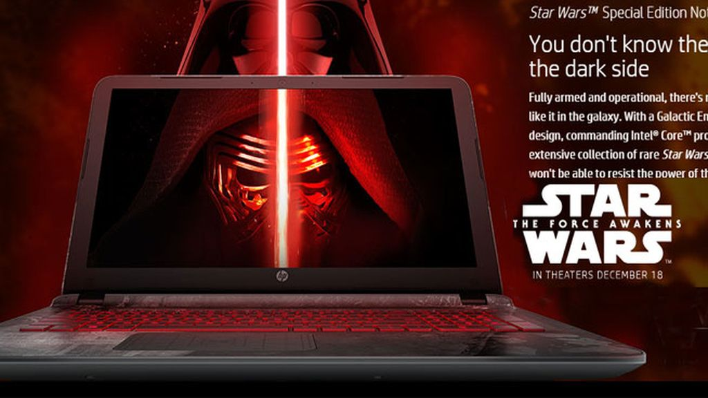 HP, HP Star Wars
