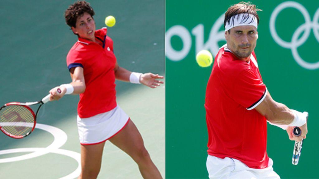 Suárez y Ferrer se despiden de la competición individual en Río
