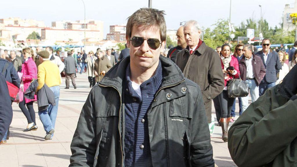 El actor Manu Baqueiro