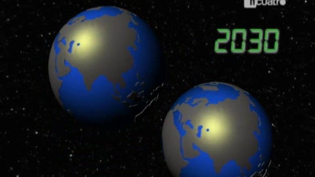 WWF à Dos planetas para el planeta