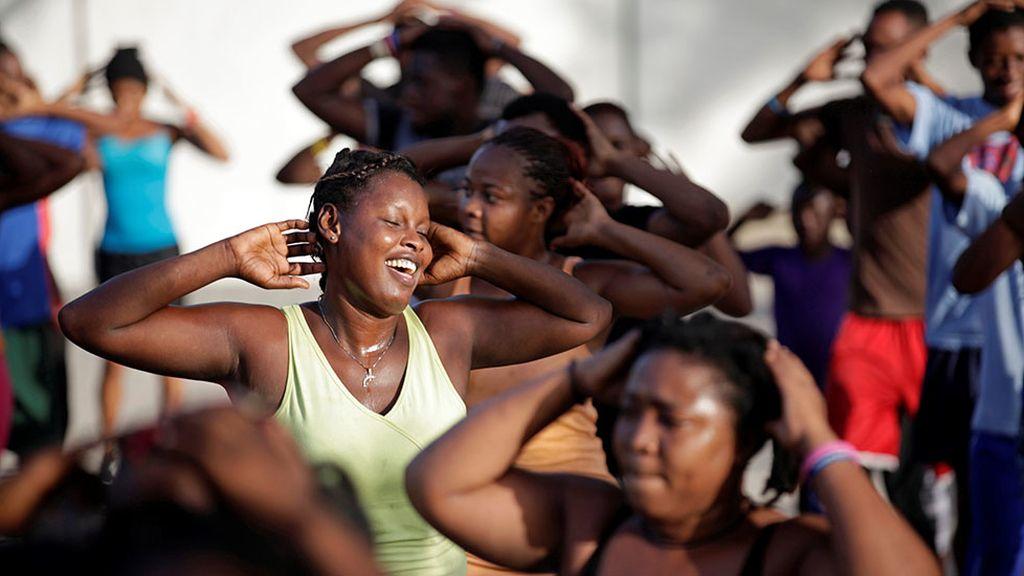 El fomento del deporte en Haití (28/07/2016)
