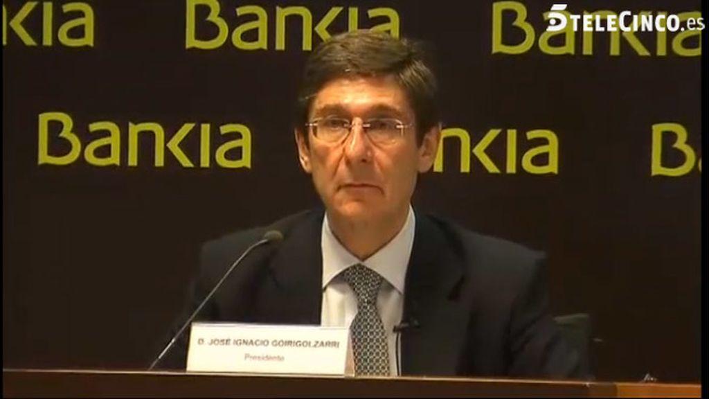 Presidente Bankia
