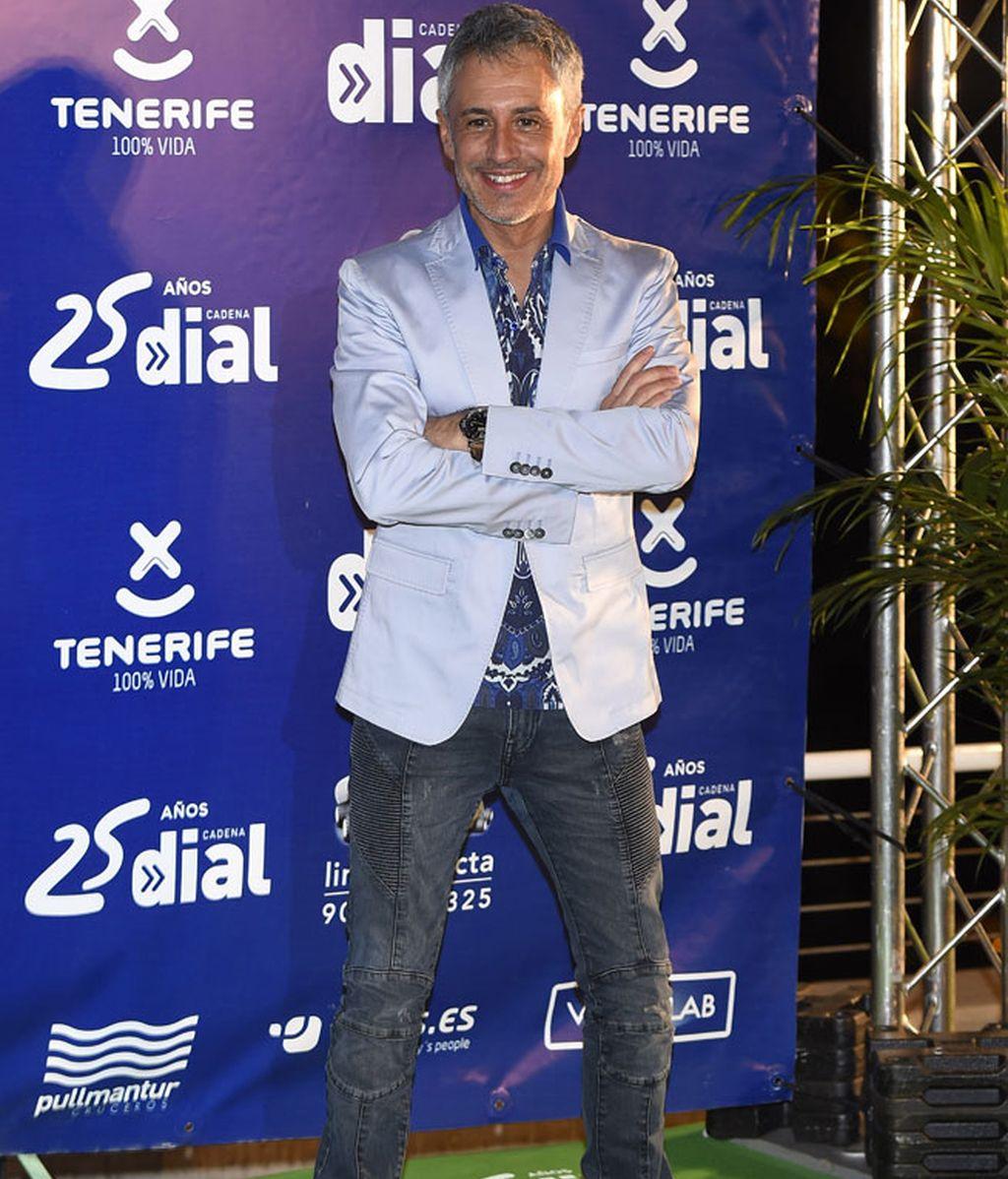 Sergio Dalma actuó justo antes de Malú