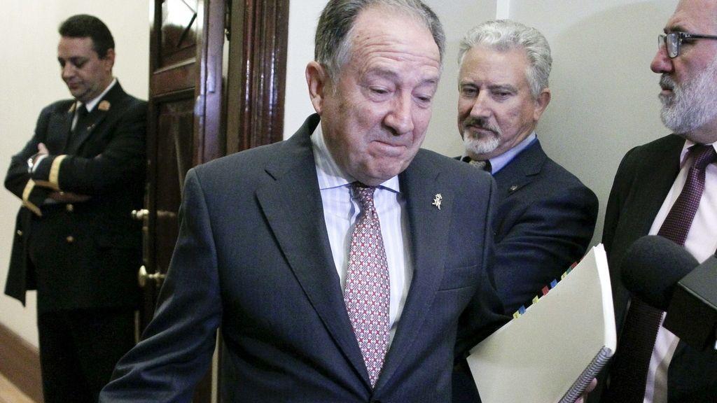 Félix Sanz Roldán comparece en el Congreso por el espionaje de Estados Unidos