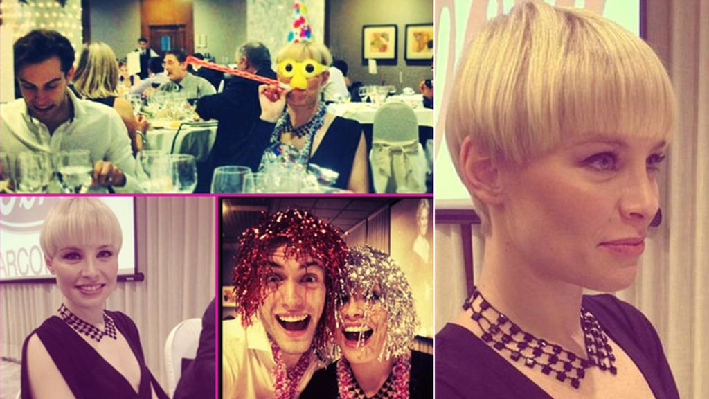 Nuevo look para empezar el 2013