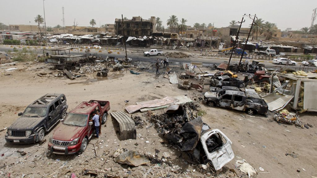 El Estado Islámico reivindica el atentado en Irak que ha dejado 120 muertos