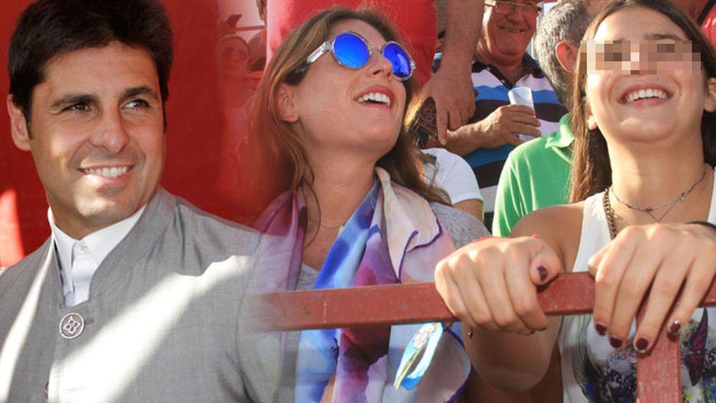 Fran Rivera volvió a los ruedos en una faena solidaria