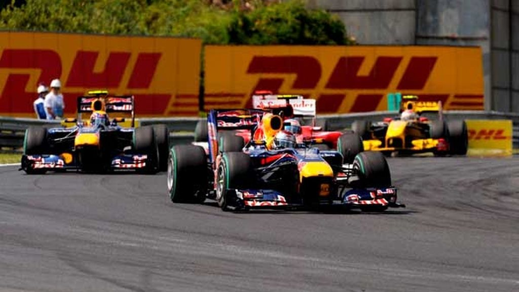Alonso, contra Red Bull