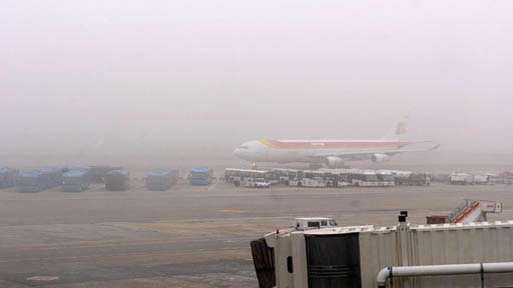 Imagen de archivo del aeropuerto de Barajas
