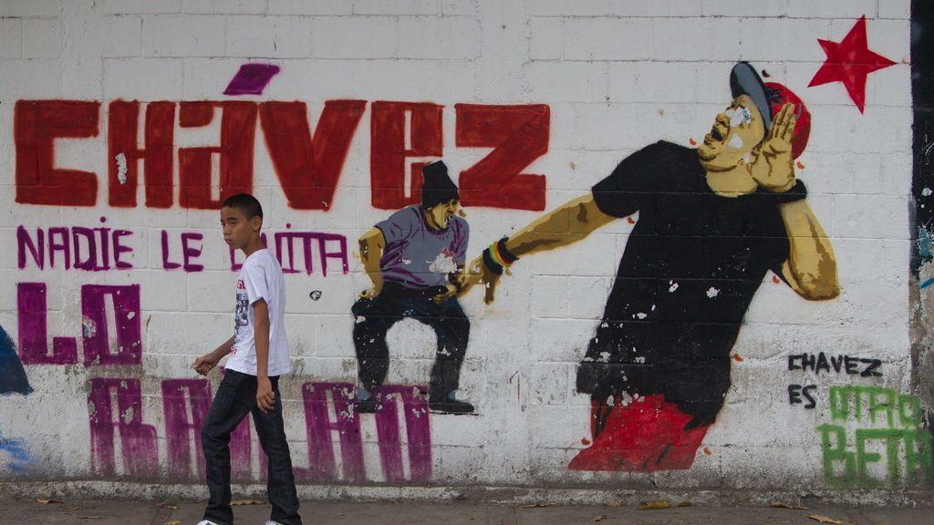 venezuela, pendiente de Chávez