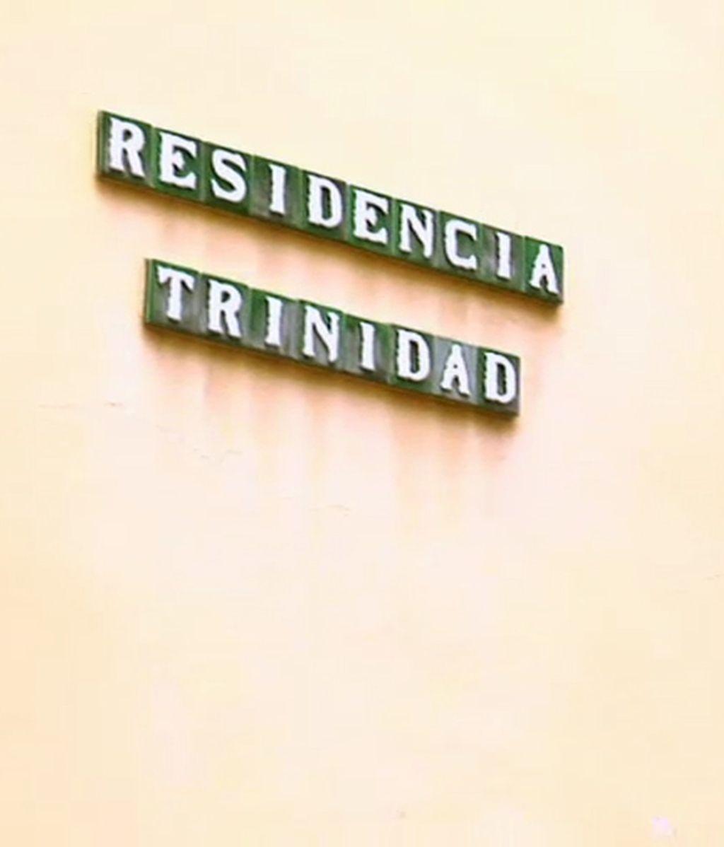 Portada de la Residencia Trinidad