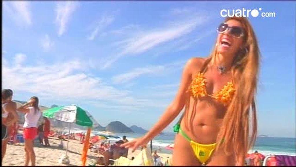 Avance. Callejeros Viajeros: Playas de Río de Janeiro