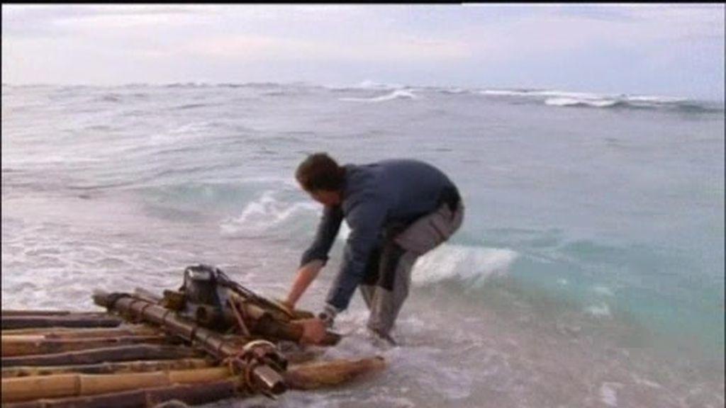 Anillo de Fuego: el último superviviente en plan Robinson Crusoe
