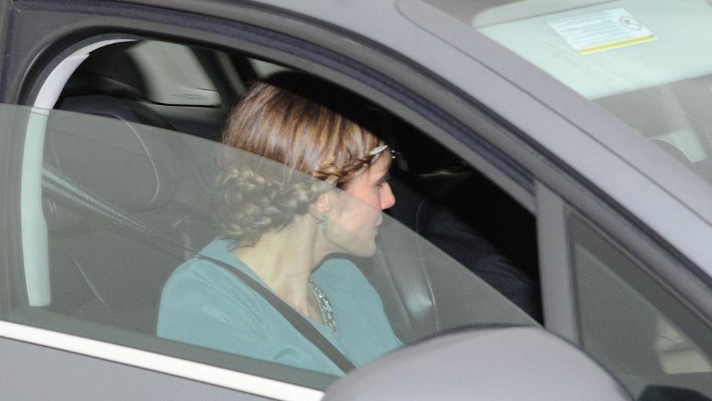 La princesa Letizia