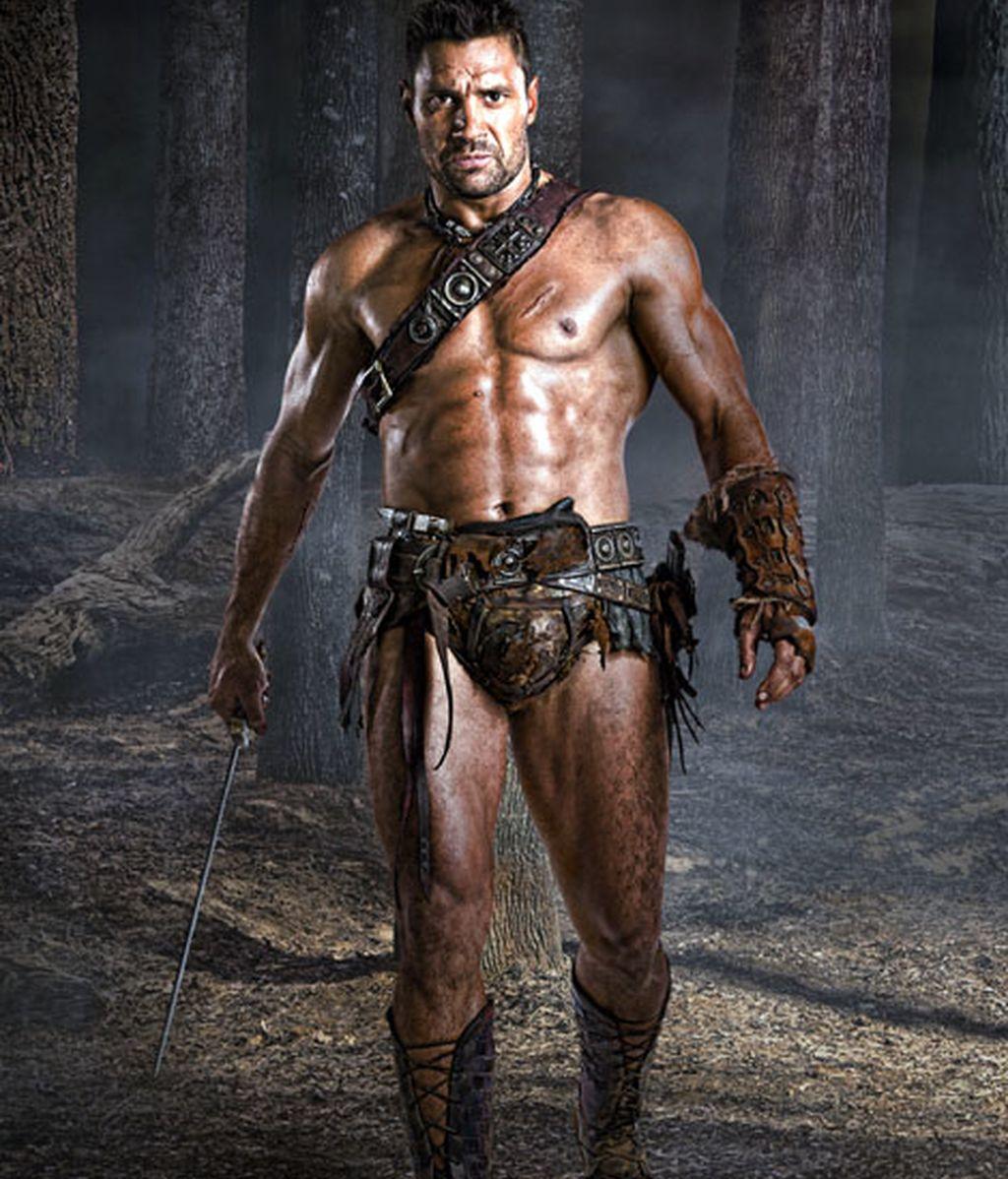 Crixus (Manu Benett)