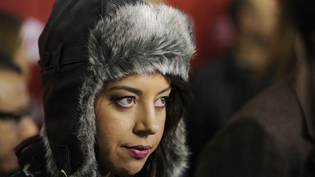 Aubrey Plaza, actriz de 'Life After Beth'