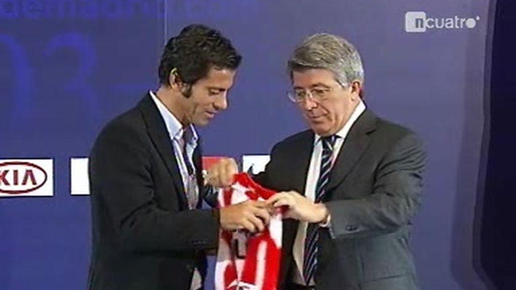 Los retos de Quique Sánchez Flores en el Atlético