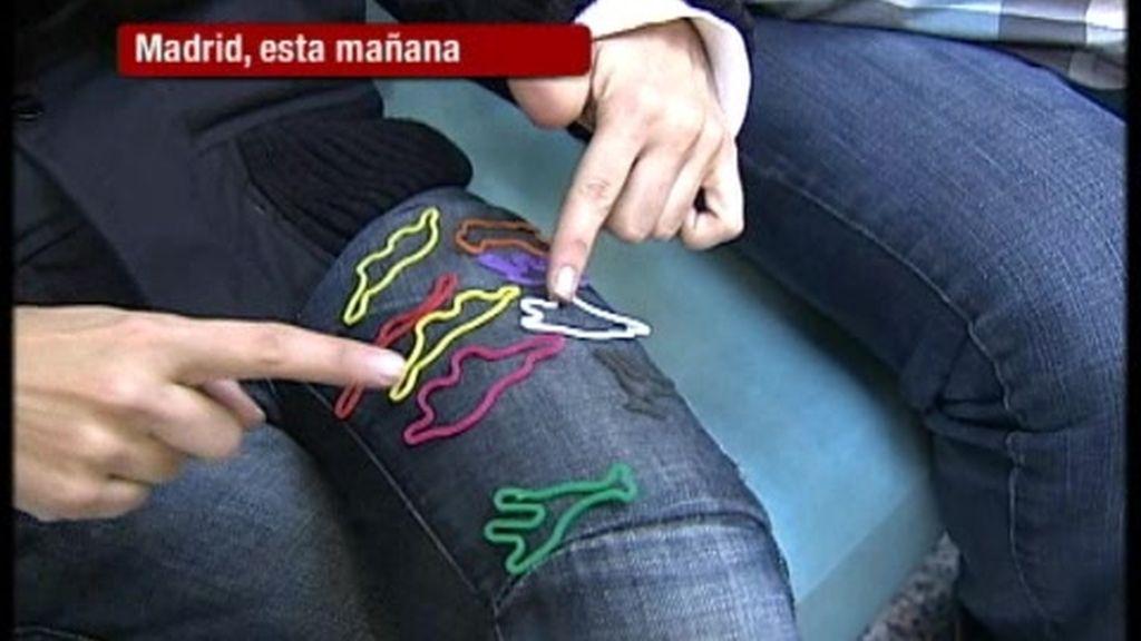 La moda de las pulseritas