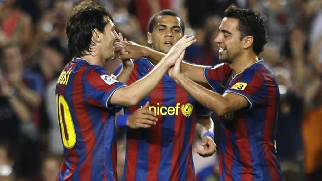 Barcelona, campeón de la Supercopa