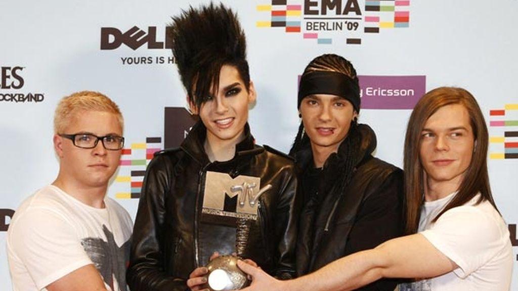 Tokio Hotel, mejor grupo