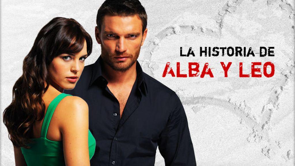 La historia de Alba y Leo
