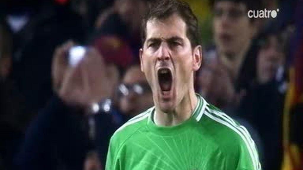 Casillas, el santo en el infierno