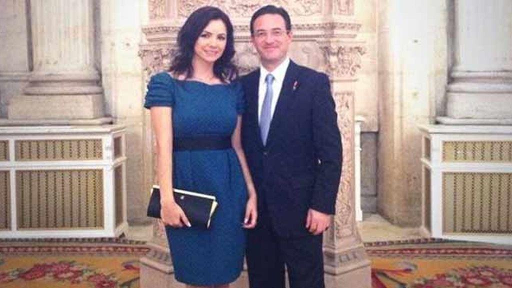Carlos Muñoz y Olga María Henao
