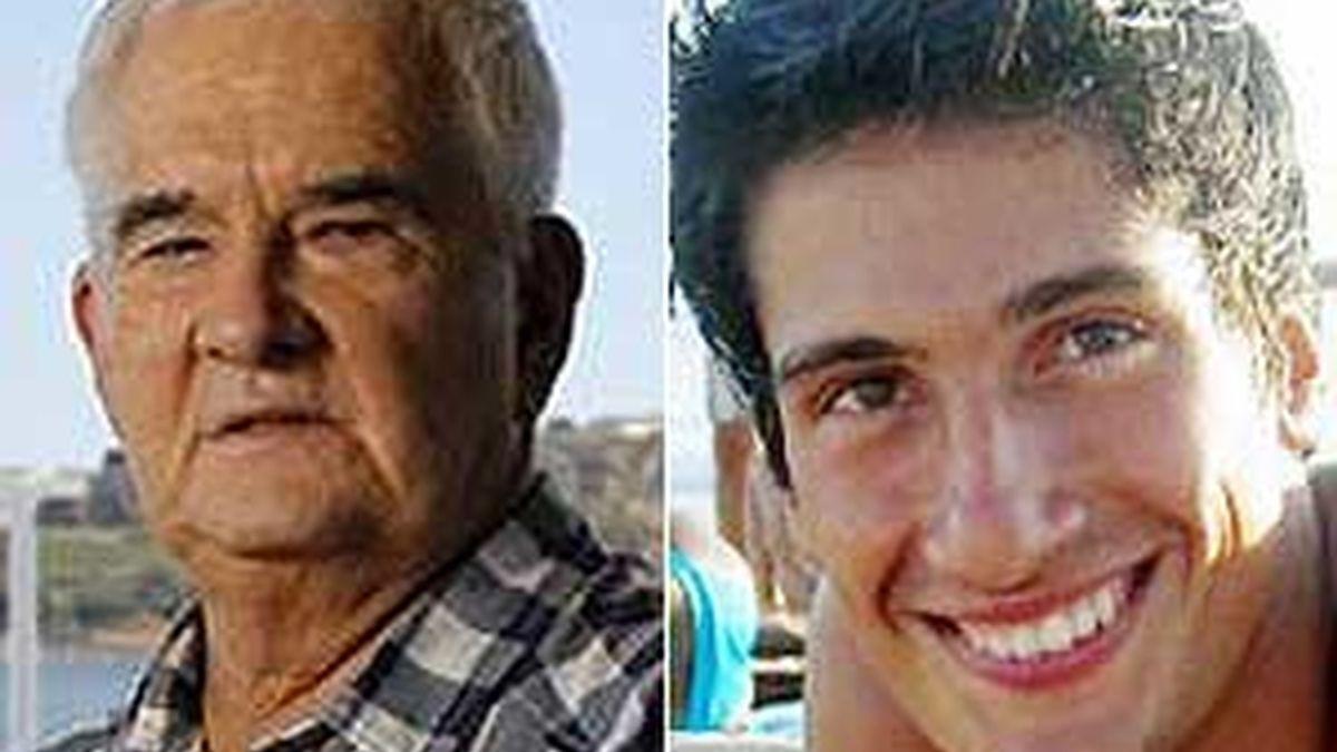 Carlos Castro y Renato Seabra, en imágenes de People.