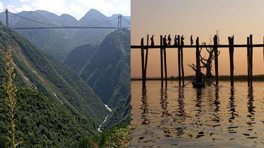 Los puentes más bellos del mundo