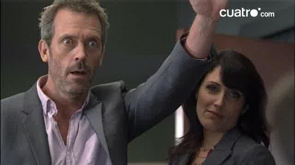 Capítulo 2: House y Cuddy se lo cuentan a Wilson
