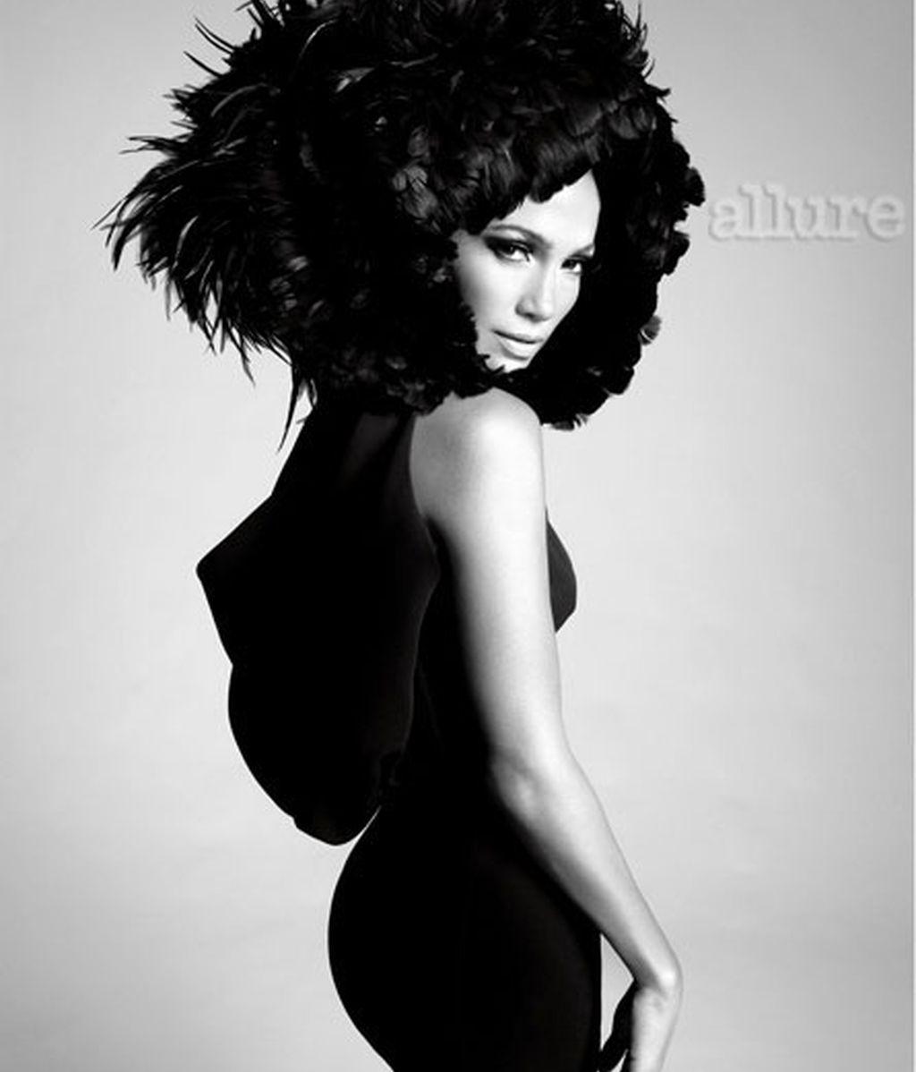Jennifer López, un bellezón de 40 años