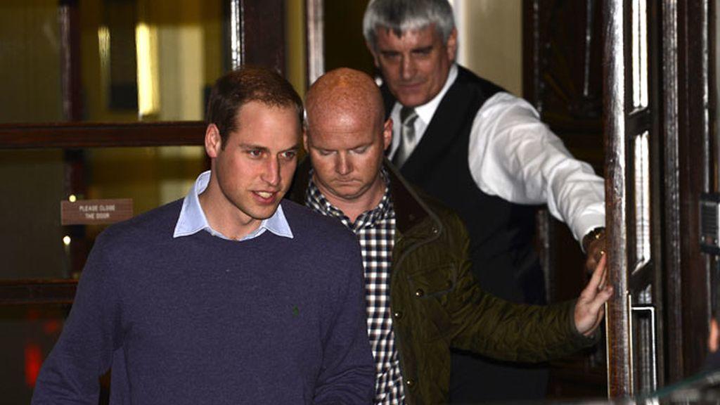 Príncipe Guillermo hospital embarazo Kate Middleton, Duque de Cambridge