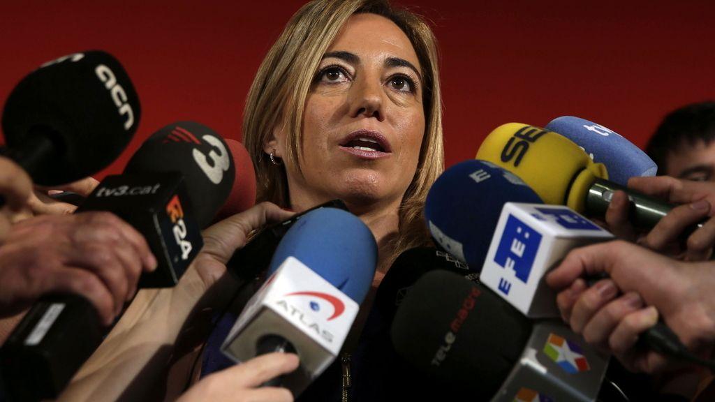 Chacón presenta candidatura para liderar el PSC en las elecciones generales