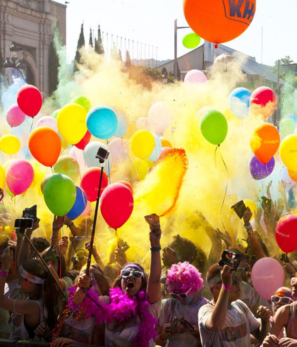 Explosiones de color