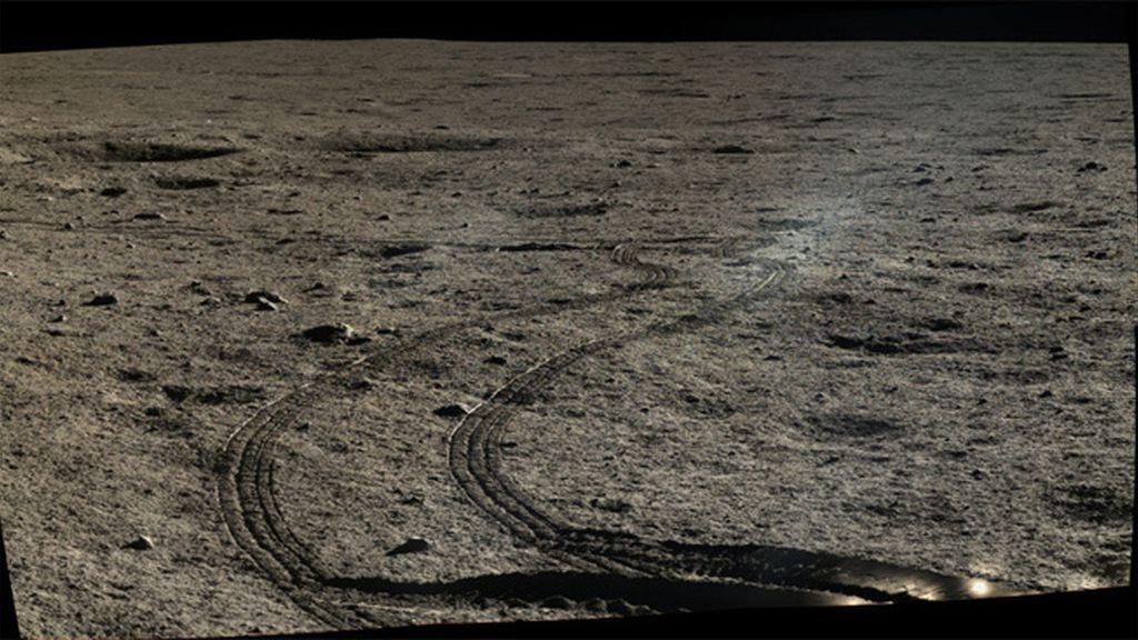 La superficie de la Luna con una nitidez nunca vista