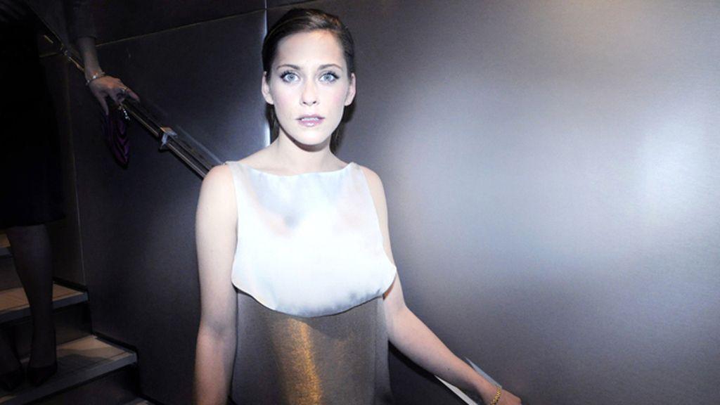 María León, espectacular con este modelo de Armani