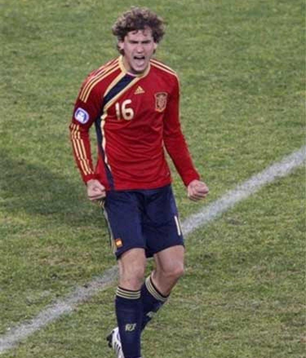 Fernando Llorente, el futbolista de moda