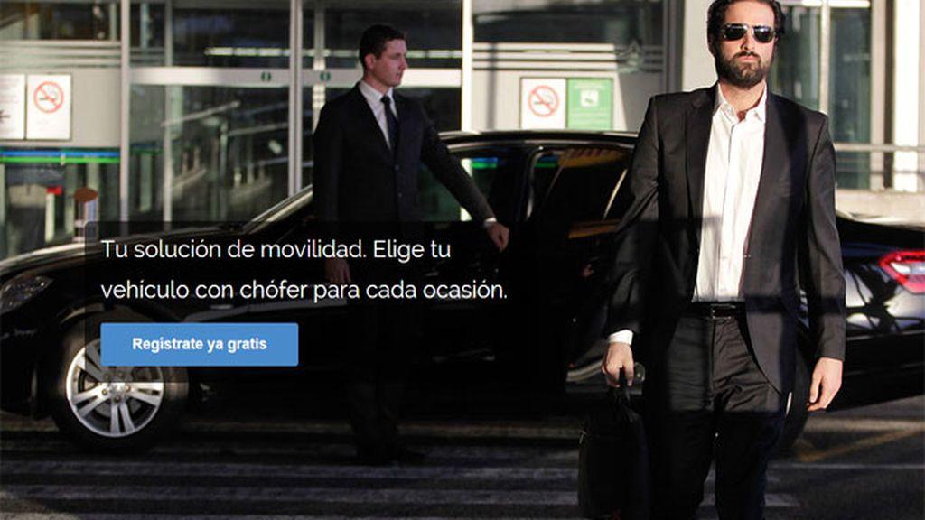 Cabify,Servicio de transporte con conductor
