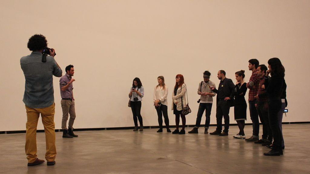 El Museo Guggenheim Bilbao celebra su 15º aniversario con blogueros de Francia, Italia y España