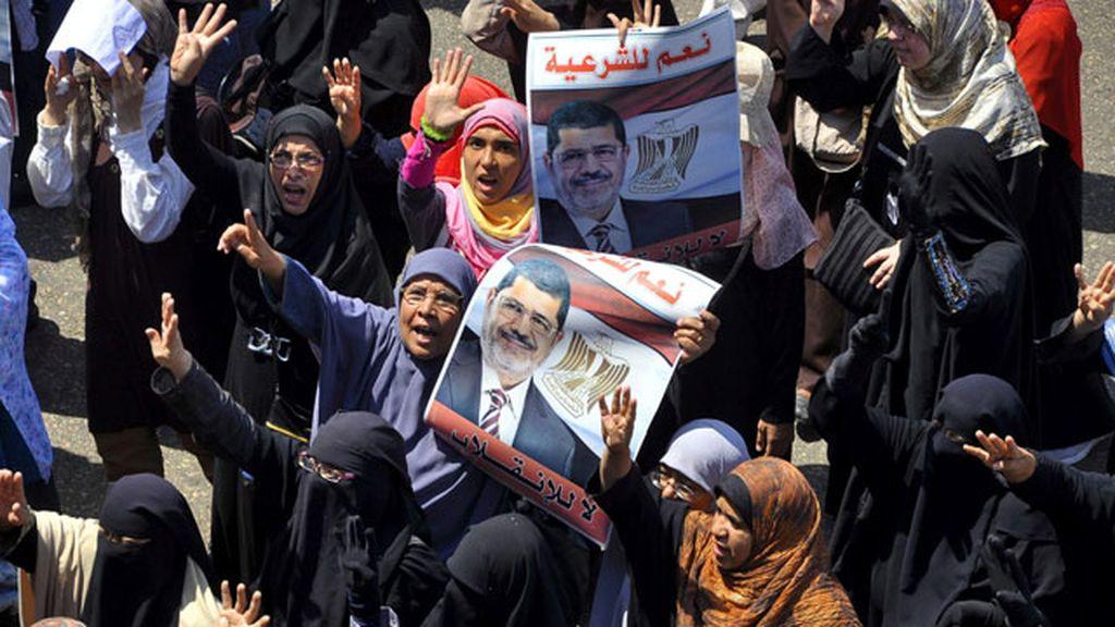 """Los islamistas llaman a protestas masivas en el """"Viernes de los mártires"""""""